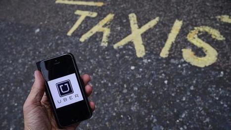 Uber géolocalise désormais ses clients après leur trajet   Renseignements Stratégiques, Investigations & Intelligence Economique   Scoop.it