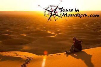 Camel Ride In The Dunes, Erg Chebbi | viajesenmarruecos | Scoop.it