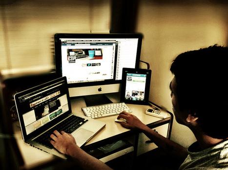 Le numérique rebat les cartes du journalisme   InaGlobal   Médiathèque SciencesCom   Scoop.it