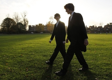 Why Eton, Britain's 574-Year-Old High School, Is Embracing Ed Tech - The Atlantic | Educational Technology | Scoop.it