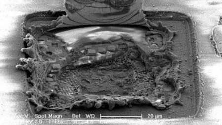 Microchips Learn to Repair Themselves « NextNature.net | materials, nano, 3D printing, manufacturing | Scoop.it