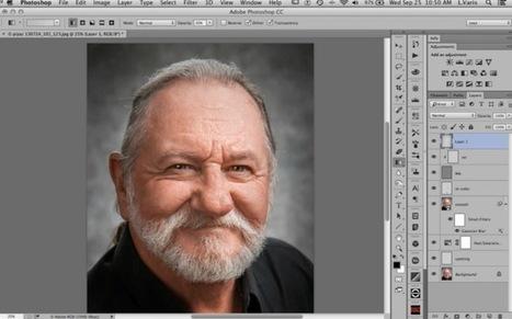 35 nouveaux tutoriels de qualité gratuits pour Photoshop | Outils et pratiques du web | Scoop.it