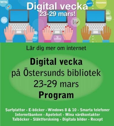 Stor uppslutning under Get Online Week! |  SeniorNet Östersund | Seniornet Sweden | Scoop.it