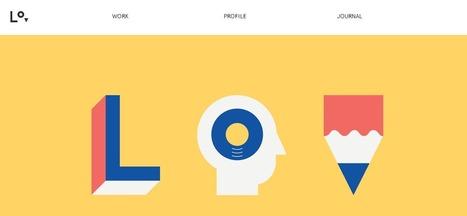 A Showcase of Flat Design Websites - You The Designer | Web Design Trends | Scoop.it