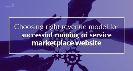Choosing right revenue model for successful running of service marketplace website | Thumbtack clone and Taskrabbit clone script, clones script | Scoop.it