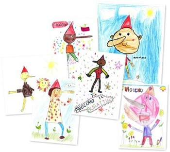 I bambini e Pinocchio | Terminologia etc. | Glossarissimo! | Scoop.it