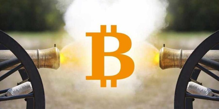 The Emerging Bitcoin Civil War - Business Insider | money money money | Scoop.it
