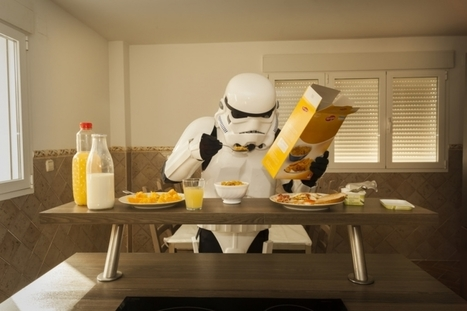 The Other Side: The everyday lives of Imperial Stormtroopers | Creative Boom | Photography News Journal | Scoop.it