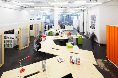What Workspaces Do Your Employees Consider Must-Haves?   Managing Technology and Talent for Learning & Innovation   Scoop.it
