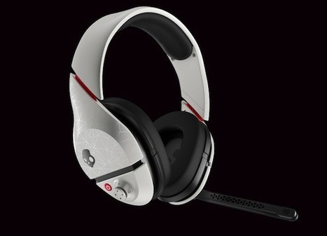Lookout for this great wireless gaming headset. Set to be one of the best gaming headsets this christmas. | Best Gaming Headsets | Scoop.it