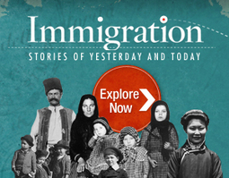Immigration: Stories of Yesterday and Today | Scholastic.com | Immigration | Scoop.it