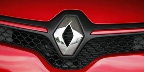 Renault en pôle position sur le CAC | Renault, Dacia et Opel | Scoop.it