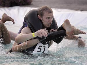 Wife-carrying contest has couples sprinting, leaping | Finland | Scoop.it