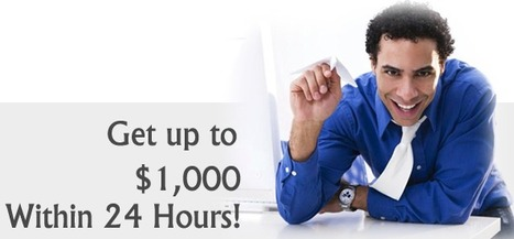 1 Minute Online Application- Loans Payday   Loans Payday   Scoop.it