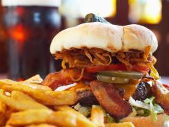 Study: 96% of restaurant entrees exceed USDA limits   Kickin' Kickers   Scoop.it