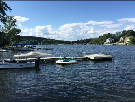 This is your dock on Highland Lake $188,900 the house is included !!Contact Sarah here   Connecticut Real Estate For Sale For Rent search MLS here   Scoop.it