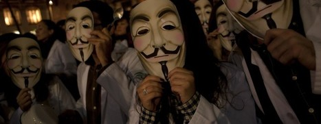 McAfee predicts Anonymous hacktivist movement will slow down in 2013, but its reasoning is flawed | Libertés Numériques | Scoop.it