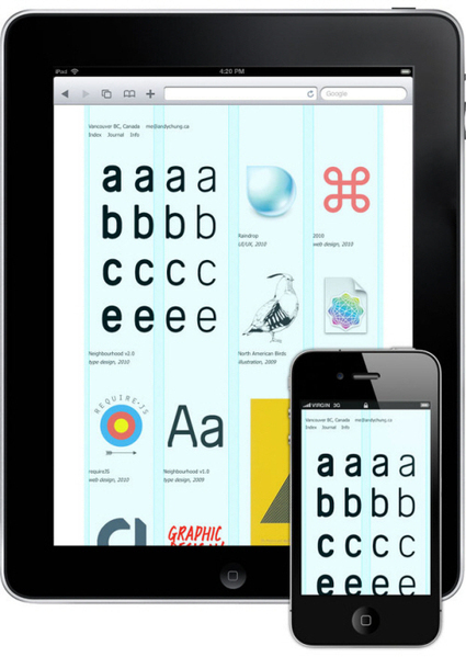 Bandwidth Media Queries? We Don't Need 'Em!   Smashing Mobile   Educational Technology   Scoop.it