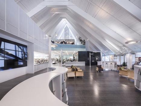 Transformation d'une église en librairie design ...   Bibliothèques   Scoop.it