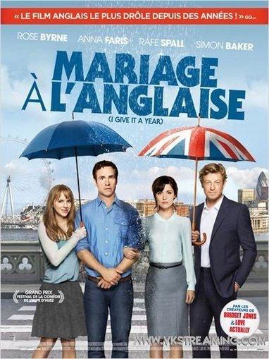 Mariage à l'anglaise Streaming VF Sans limitation   filmnetflix   Scoop.it