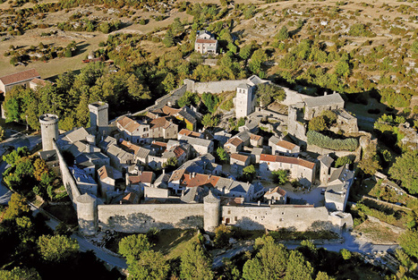 Les 5 sites templiers hospitaliers de l'Aveyron | L'info tourisme en Aveyron | Scoop.it