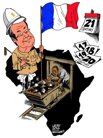 WikiLeaks - The New Dirty War for Africa's uranium and mineral rights   African News Agency   Scoop.it