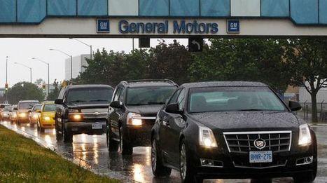 General Motors rappelle plus de 1,4 million de voitures pour risque ... - L'Express | Risk management | Scoop.it