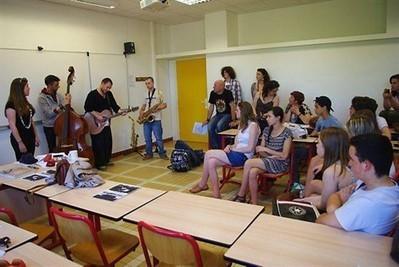 Quand le lycée Alain devient annexe de La Luciole , Alençon 11/06/2013 - ouest-france.fr | Revue de presse du lycée Alain d'Alençon | Scoop.it