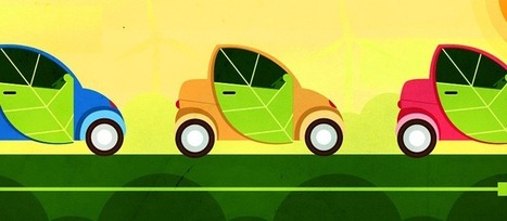 Electric Cars Charge into the Future | Fix.com | Infographic | Alphatech5 Energy Blog | Renewable Energy News | Scoop.it