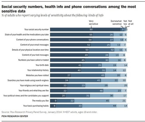 Public Perceptions of  Privacy and Security in the Post-Snowden Era | Psychology of Consumer Behaviour | Scoop.it