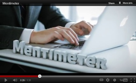 Mentimeter - Free and easy-to-use audience response system | Professional Communication | Scoop.it