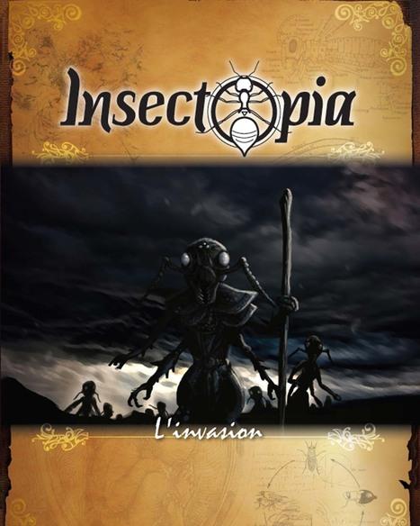 Insectopia, du jeu de rôle chez les insectes ! | Jeux de Rôle | Scoop.it
