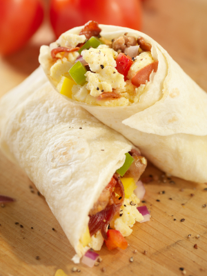 Breakfast Burrito | FIT for Success | Scoop.it