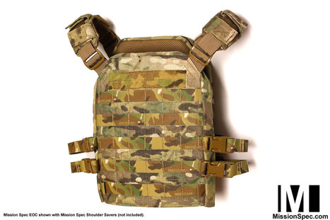 MissionSpec – New Light Weight Plate Carrier | Airsoft Showoffs | Scoop.it