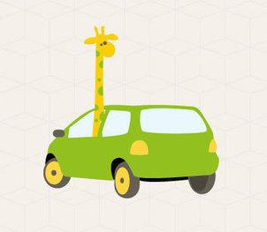 Responsive design. Ou comment faire entrer une girafe dans une Twingo en trois temps | Impala Webstudio | Web,Mobile App & Responsive Web Design | Scoop.it