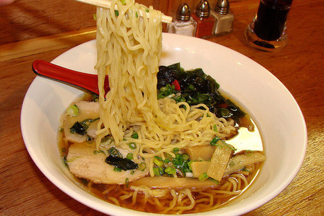 What Ramen Noodles Can Teach You About Digital Innovation | Library Innovation | Scoop.it