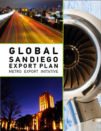 Global San Diego Export Plan Officially Released   San Diego Center for International Trade Development (CITD)   International Trade   Scoop.it