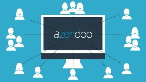 Cool Tool | Azendoo for Education | Transliteracy and Information Literacy | Scoop.it