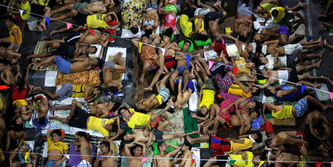 Filipino Prisons Are Running Out Of Space As Duterte's Drug Crackdown Rages On | Criminology, Law and Justice | Scoop.it