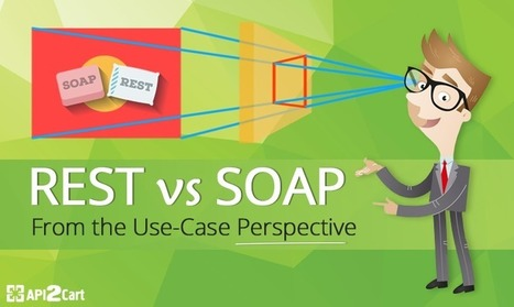 When REST Leaves SOAP Rest | API Integration | Scoop.it