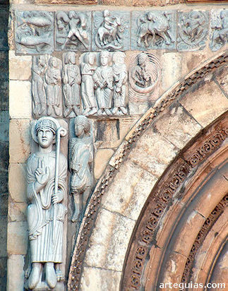 Ciudad de León: Basílica de San Isidoro (ARTEGUIAS) | Iglesia de Nuestra Señora del Mercado (León) | Scoop.it