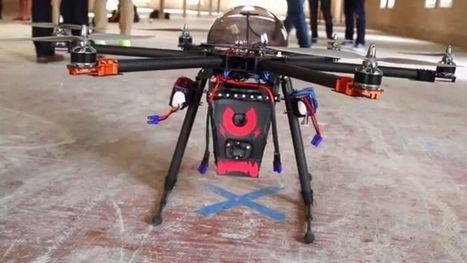 Une start-up américaine conçoit un drone armé d'un taser   Technologies, TIC, Drones, Villes Intelligentes, internet des objets et autres innovations   Scoop.it