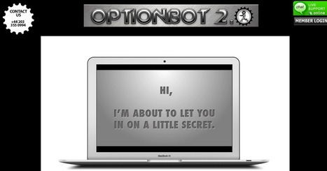 Social News Source: OptionBot 2.0 - The Worlds #1 Binary Options Indicator   Best Social Media on the Web   Scoop.it