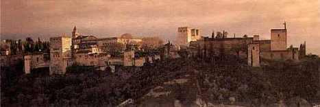 La Alhambra interactiva | Historia del arte | Scoop.it