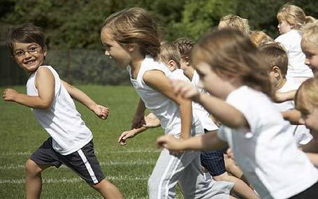 Unfit children 'fail to break a sweat' in poor PE lessons - Telegraph | UK Secondary Education | Scoop.it