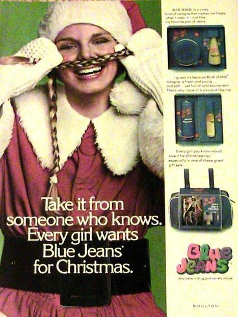10 Wacky Grooming Products from the 1970s | A Cultural History of Advertising | Scoop.it