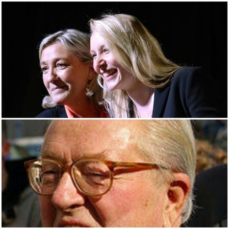 Marine Le Pen - leblog24 | le blog de krimou | Scoop.it
