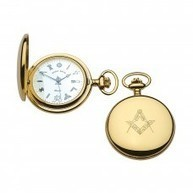 Full Hunter G411 Masonic Pocket Watch | Masonic Gifts | Scoop.it