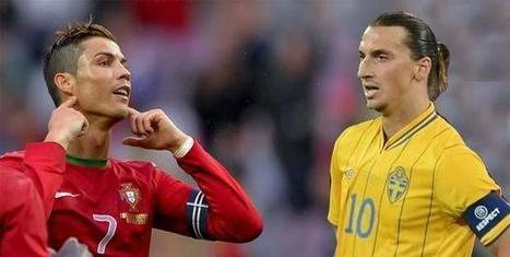 Marcas: Quando um Portugal - Suécia vira um Cristiano Ronaldo - Ibrahimovic | Comunicação, Marketing e Reputação | Scoop.it