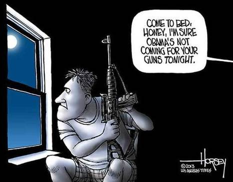 Obama gun control | The US Gun Debate | Scoop.it
